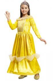 Dětský kostým Krásná princezna | Pro věk (roků) 1-2, Pro věk (roků) 10-12, Pro věk (roků) 3-4, Pro věk (roků) 5-6