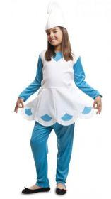 Dětský kostým Modrá trpaslice