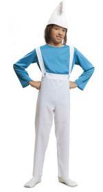Dětský kostým Modrý trpaslík | Pro věk (roků) 1-2, Pro věk (roků) 10-12, Pro věk (roků) 3-4, Pro věk (roků) 5-6, Pro věk (roků) 7-9