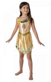 Dětský kostým Pocahontas