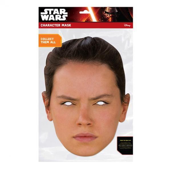 Papírová maska Rey