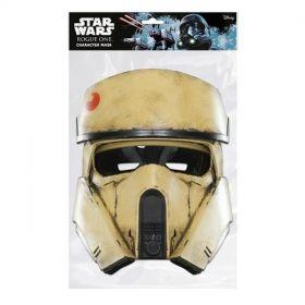 Papírová maska Shoretrooper