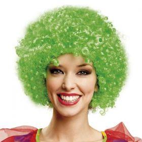 Paruka Kudrnatá zelená