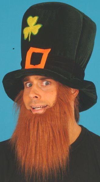 Klobouk Vysoký s bradkou
