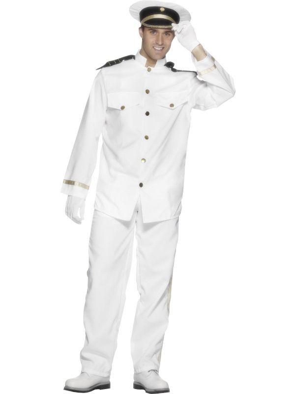 Kostým Kapitán