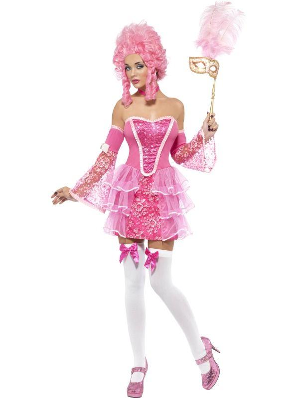 Kostým Sexy Marie Antoinette