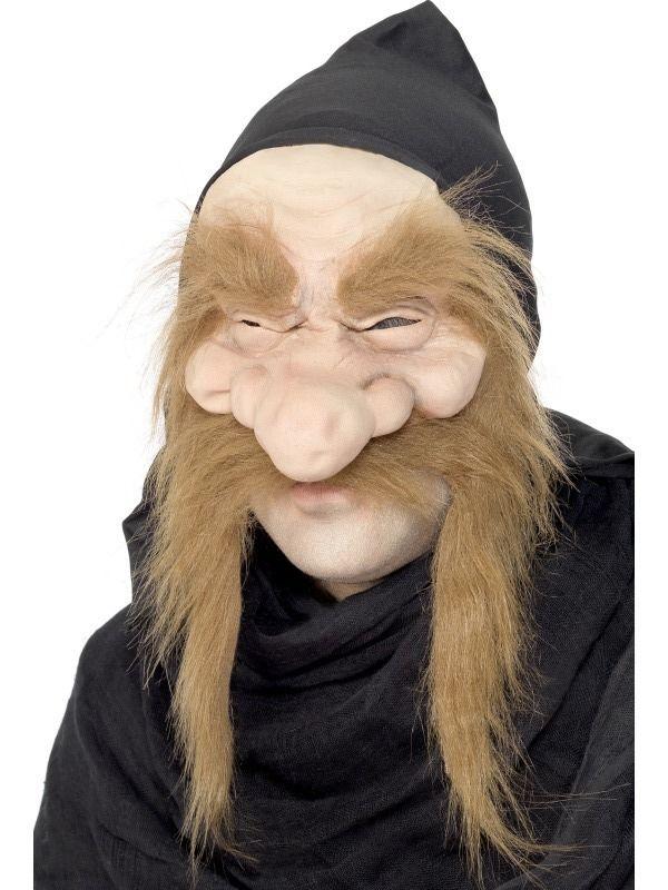 Maska Zlatokop s kapucí