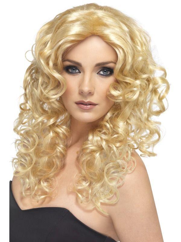 Paruka Glamour blond