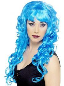 Paruka Siren modrá