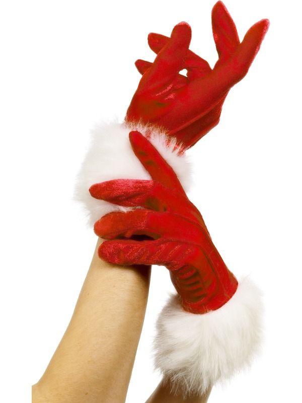 Rukavice Santa