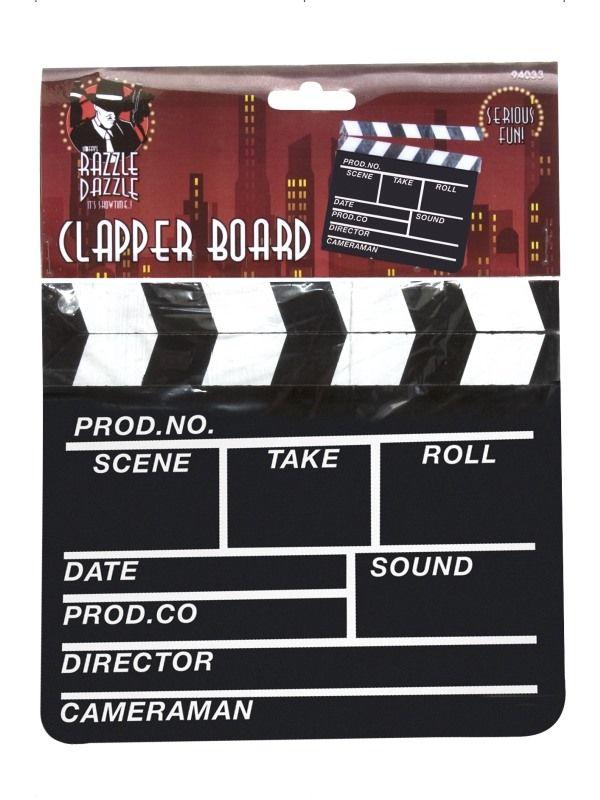 Filmová klapka malá