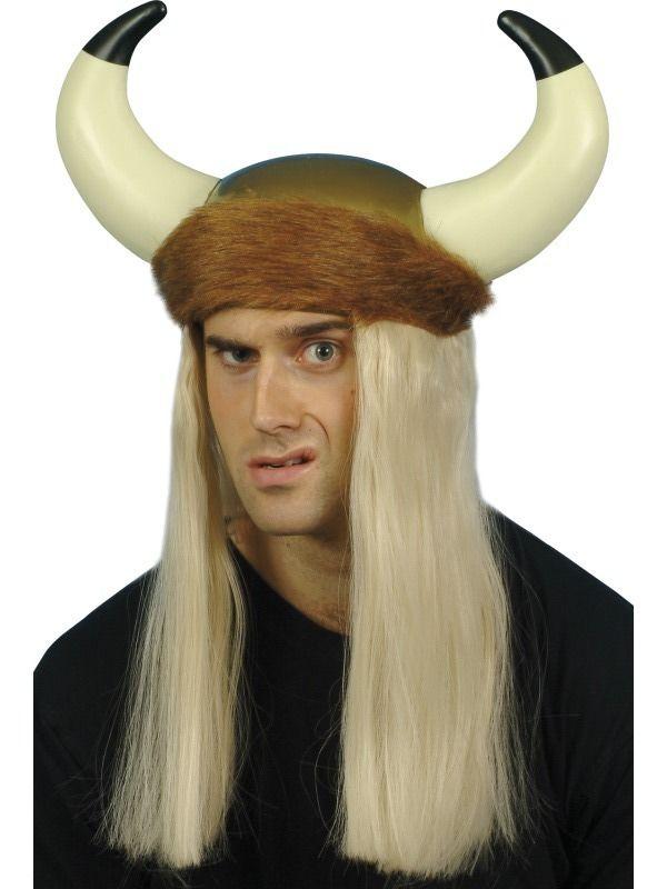 Helma Viking + dlouhé blond vlasy