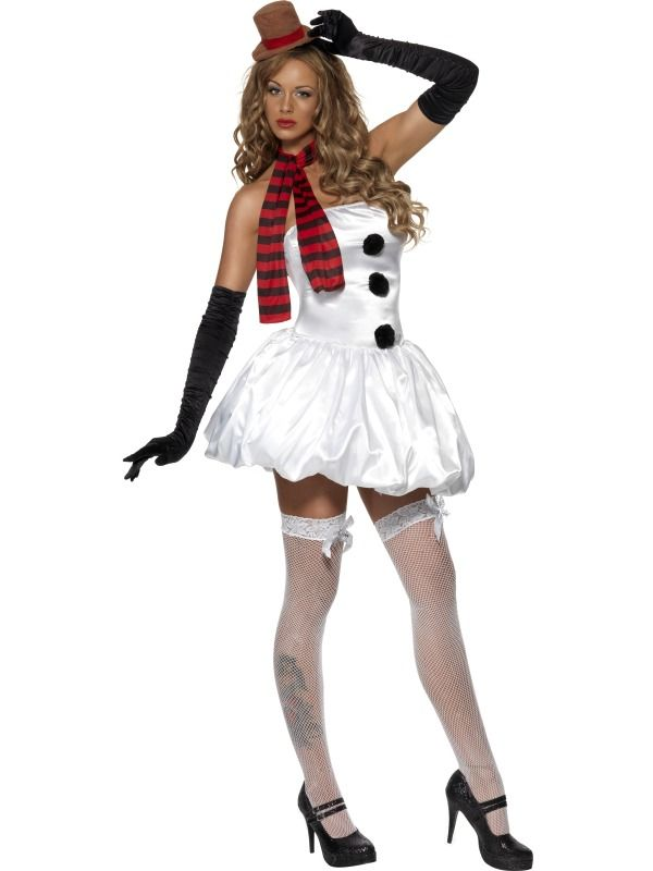 Kostým Sexy sněhulák
