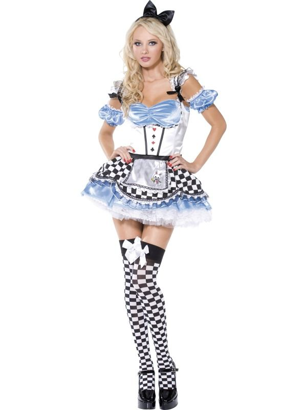 Kostým Sexy Sweet Alice