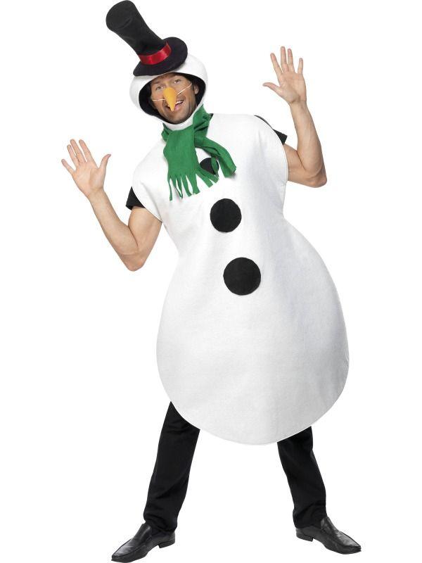 Kostým Sněhulák