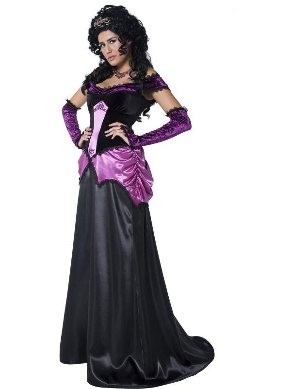 Kostým Upíří hraběnka