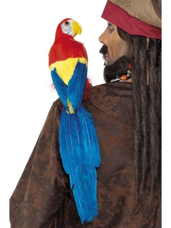 Papoušek 50 cm