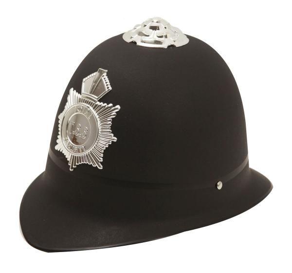 Policejní helma