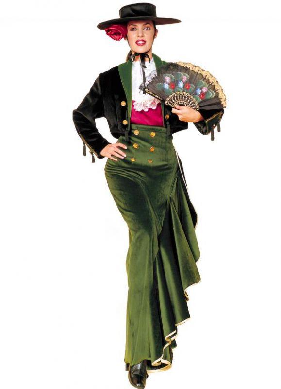 Kostým Andalousianka