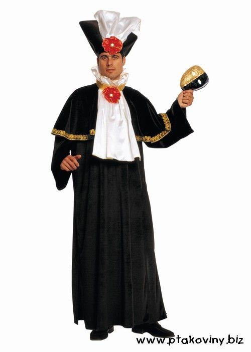 Kostým Benátčan