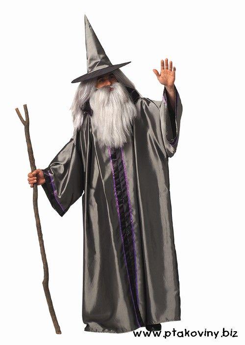 Kostým Čaroděj