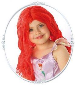 Dětská paruka Ariel