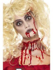 Make up Sada zombie