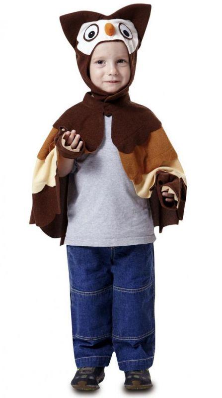 Dětský kostým Sova