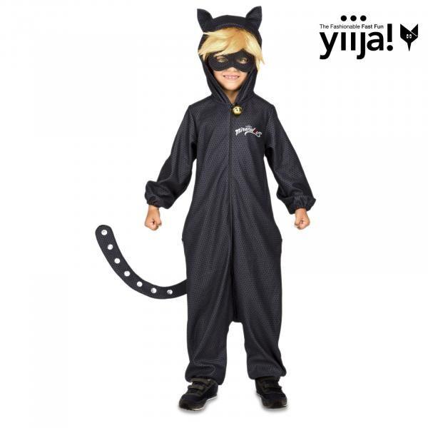 Dětské pyžamo Černý kocour