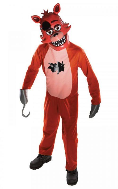 Dětský kostým Foxy Tween Five nights