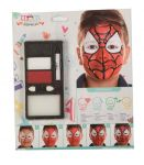 Make up Sada Spiderman
