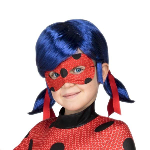 Paruka a maska Kouzelná Beruška dětská