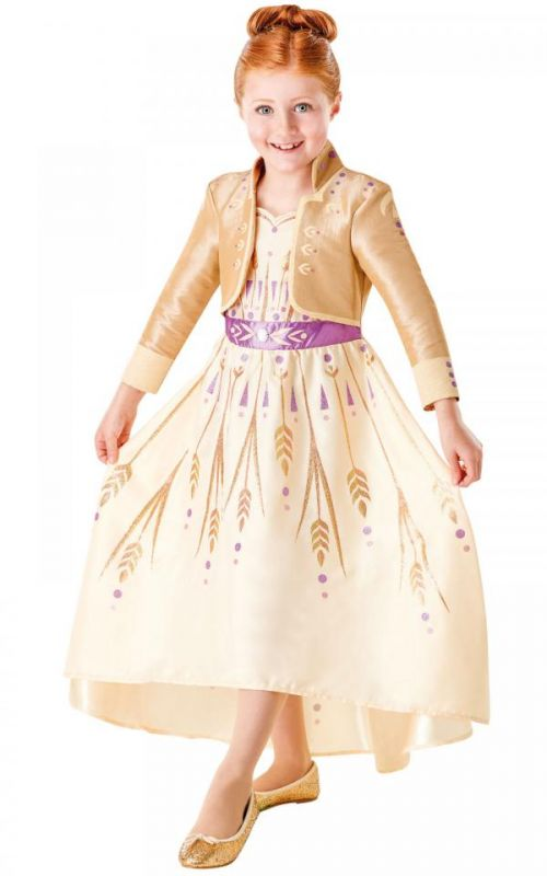 Dětský kostým Anna Frozen II