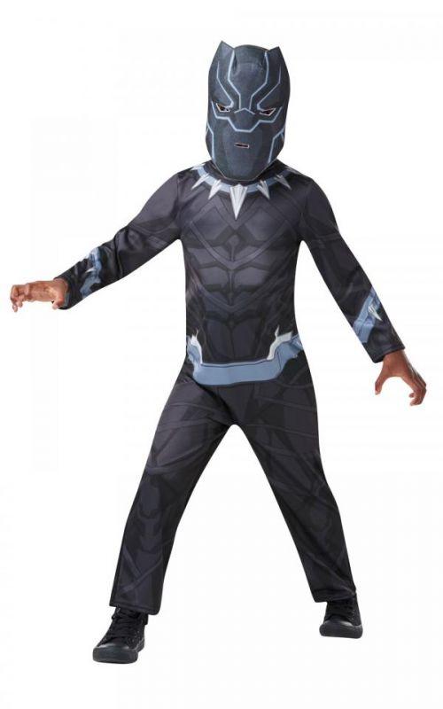 Dětský kostým Black Panther