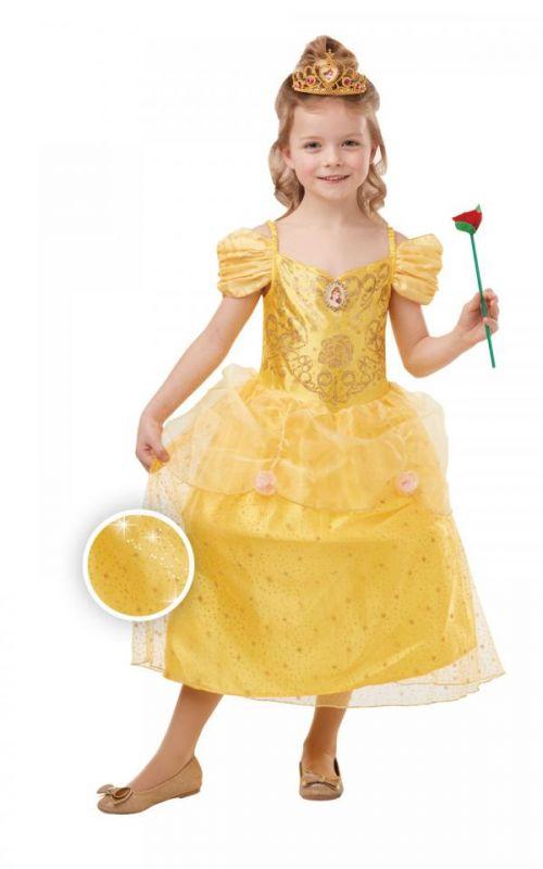 Dětský kostým Princezna Bella