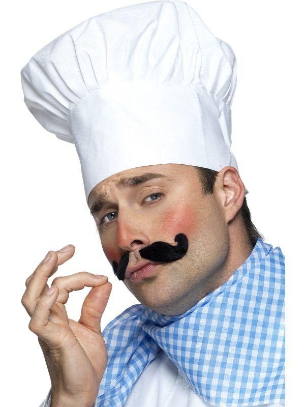 Čepice Šéfkuchař bílá