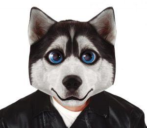 Velká zvířecí maska Pes